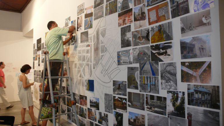 Genius loci / the spirit of the place: workshop open to the community, Ccult - UFMG, 2013
